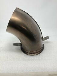 P/n 206-061-300-027 Exhaust Stack Sv Bell Helicopter
