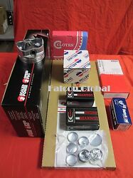 Chevy 454 Engine Kit 10cc Dome Pistons+timing+gaskets+cam Stage 2 Gen 5 1991-95