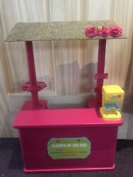 American Girl Kanani Shave Ice Stand Used One Accessories See Photos