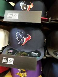 Houston Texans 5950 Fitted Official On Field