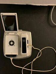 Ge Vscan Portable Dual Probe Ultrasound With Charging Dock Read Description