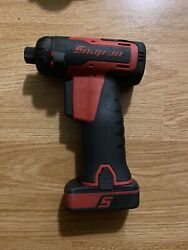 Snap On Tools 14.4v Microlithium Cordless Screwdriver W/ Battery