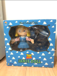 medicom Toy Story Janie Doll Vinyl Collectible Figure Japan Shipped