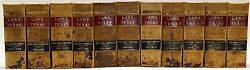 H P N Gammel / Laws Of Texas 1822-1897 Vols I-x Plus The Laws Of Texas 1st Ed