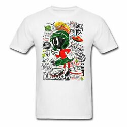 Looney Tunes Marvin The Martian Menand039s T-shirt