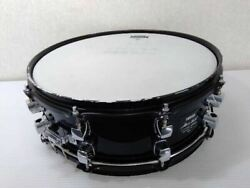 YAMAHA MSD 14SG Black Snare Drum Made in USA Japan Shipped