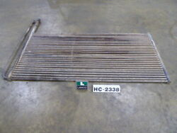 Stainless Steel 18lx96wx42h Grid Heating Coil Hc2338 Hc2338