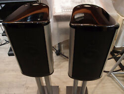 Atc Scm10a-2 Pair Of Active Near Field Monitor Loudspeakers Reference