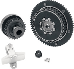 Primary Chain Drive Clutch And Cover Kit 24/37t 37 Tooth Harley Sport Glide 90-92