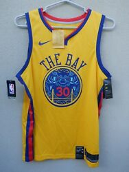 Nike Stephen Curry Golden State Warriors Chinese New Year Menand039s Jersey - Sz Xl