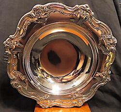Gorham Sterling Serving Bowl Chantilly Duchess 799 12 3/4 X 3 5/8 No Dings