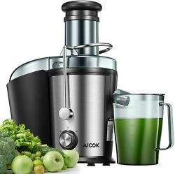 Aicok Juicer Extractor 1000w Centrifugal Juicer Machines Ultra Fast Gs332