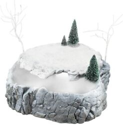 Department 56   Misty Point Platform ✪new✪ 4025358 Retired D56 Snow Animated Usa