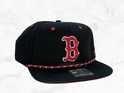 Mlb Crystallized Hat Snapback Cap W/genuine Crystals Bling Boston Red Sox