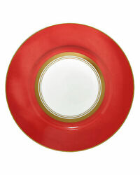 Raynaud Cristobal Coral Dinner Plate Wide Band Set Of 2
