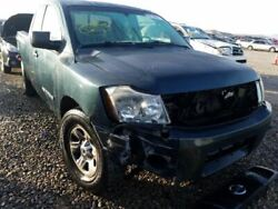 Automatic Transmission 2wd Non-locking Rear Differential Fits 06 Titan 913296