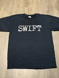 2009 Taylor Swift Fearless Tour Shirt Size Large