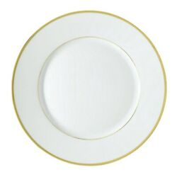 Raynaud Fontainebleau Gold Filet Dinner Plate