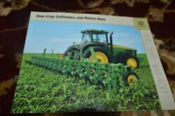 John Deere Row Crop Cultivators And Rotary Hoes For 2004 Brochure Fcca