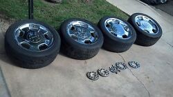 Lorinser 18 Inch D93 Wheels And Tires From 1990 Mercedes 560sec