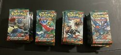 1 Pokemon Xy Furious Fists Booster Pack Sealed Box Fresh Unweighed All Pack Arts