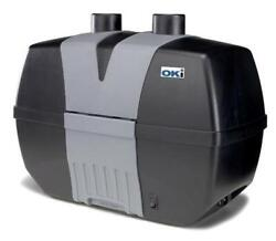 Oki Bvx-201 Fume Extraction System With Rps-1 Remote Power Control Metcal