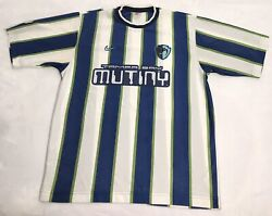 Vintage 90s Nike Tampa Bay Mutiny Mls Authentic Soccer Jersey Nike Usa Size L