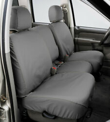 Seat Cover-st Seat Saver Ss7362pcgy Fits 04-06 Dodge Durango