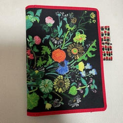 Hobonichi Techo Planner Cover Original Antique Handkerchief Primavera Red F S $80.29