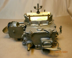 1966 Ford Mustang Fomoco 4100 4bbl Autolite C6zf A Carburetor / As-is