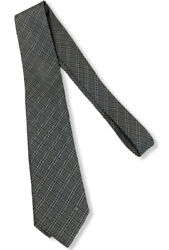 Blue And Green Striped Menandrsquos Tie -j-