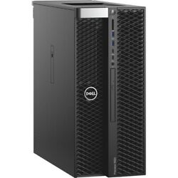 Dell Precision 5820 Core I9-9900x 3.7ghz 64gb Ram Nvidia 1tb Ssd + 4tb Win 10 P