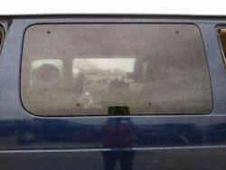 No Shipping Driver Quarter Glass Front Privacy Tint Fits 98-14 Ford E150 Van 2