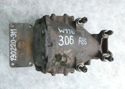 Mercedes W116 450se Differential Limited Slip Differential Abs 3.06 A1073503020