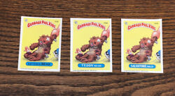 Gpk Battered Brad Salvatore Dolly Teddy Bear 164 A B And Variation Garbage Pail