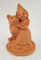 You're Purr-fect Tom Clark Tim Wolfe Gnome Charmers Master Prototype Mold 25