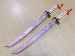 Cosplay Weapons And Props Monster Hunter Fox Double-edged Akatsuki Sora