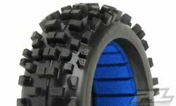 Proline 9021-00 Badlands Xtr Front And Rear 1/8 Buggy Tyres With Inserts Ozrc Jl