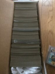 1979 Topps Football Complete Set In Box Not In Order Ex