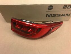 New Oem Infiniti Right Side Outer Tail Light 265505dc0b 2017 2018 2019 Qx30