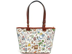 Dooney And Bourke Toy Story 4 Tote Bag Disney Theme Park Limited Ship From Japan