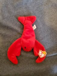 Ty Beanie Baby 1993 Pinchers The Lobster. Rare. Style 4026