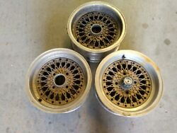 Bmw Mazda Toyota Carroll Shelby Ccs Rims / Wheels 1970and039s 1980and039s