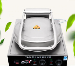 Electric Pancake Machine Crepe Maker Commercial Electric Baking Pan Electric Sta