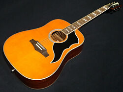 Eko Ranger Vi Vr Natural Top Stained Acoustic Guitar Shipped From Japan