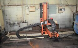 15.4 Lb Husky Mte7 5-axis Unit Mounted Picker Robot For Plastic Inject 29256