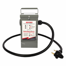 Hughes Autoformers Voltage Booster W/advanced Surge Protection-3600 Watt30 Amp