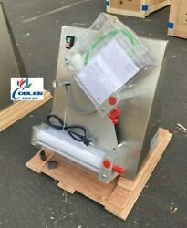 New 12 Pizza Dough Double Roller Sheeter Noodle Pasta Machine Two Stage Nsf