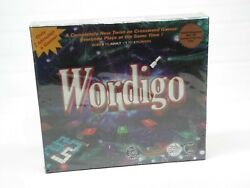 New Sealed 2005 Wordigo New Twist On Crossword Game Ages 8 To Adult