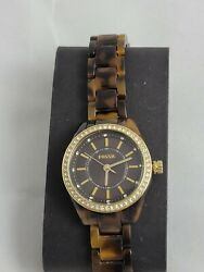 Womenand039s Fossil Watch Bq1196 Free Shipping